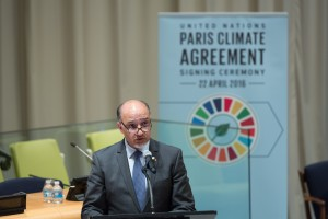 National statements on the occasion of the High-level signature ceremony for the Paris Agreement Afghanistan