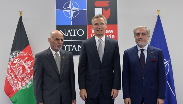 NATO Summit Warsaw 2016