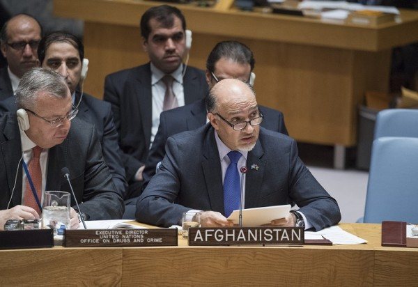 Afghanistan  Security Council meeting The situation in Afghanistan Report of the Secretary-General on the situation in Afghanistan and its implications for international peace and security (S/2016/1049)