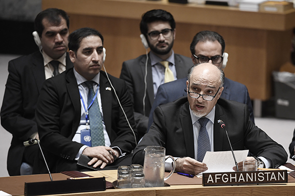 Security Council Meeting:  The situation in Afghanistan Report of the Secretary-General on the situation in Afghanistan and its implications for international peace and security (S/2017/508) Afghanistan