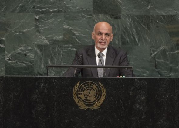 STATEMENT BY H.E. Mohammad Ashraf Ghani President of the Islamic Republic of Afghanistan  At the 72nd Session of United Nations General Assembly