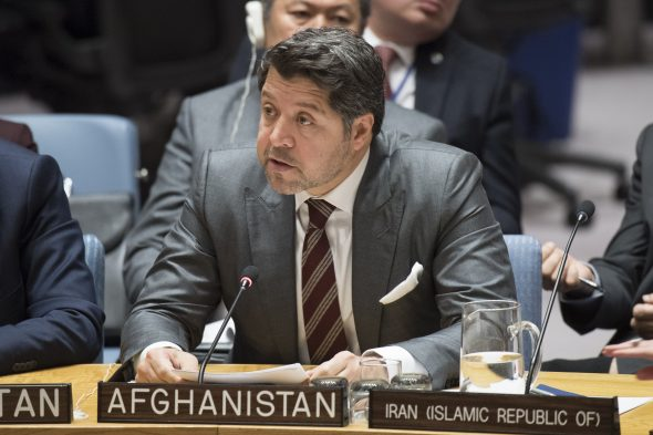 Building regional partnership in Afghanistan and Central Asia