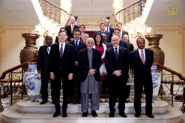 UN Security Council Members visit Afghanistan