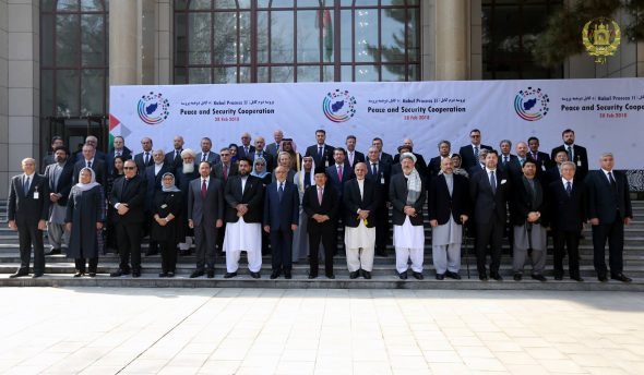 The Kabul Process for Peace & Security Cooperation in Afghanistan Declaration