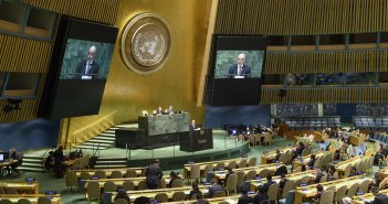 Statement at the UN General Assembly Resolution on The Situation in Afghanistan
