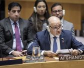 UN Security Council meeting on  The Situation in Afghanistan