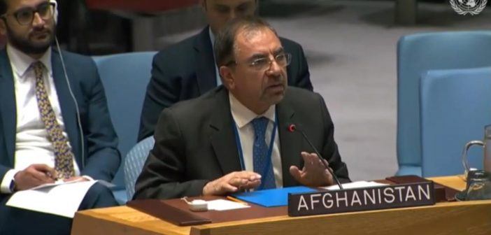 United Nations Security Council Briefing on Afghanistan
