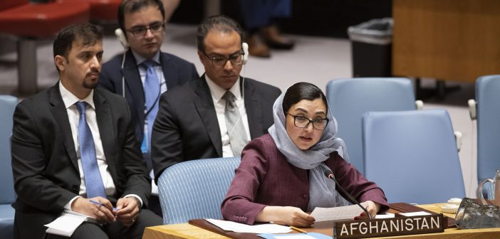 Statement at the Security Council on the Adoption of UNAMA Resolution